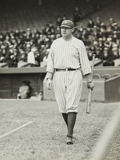 Babe_Ruth_by_Paul_Thompson,_1920